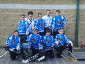 Piranha Hockey Acquariola Squadra 2014