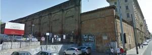 Esterno Palestra Sferisterio Bologna