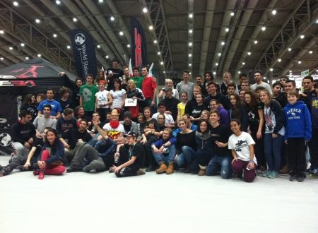 WSSA HANNOVER INLINE GAME 2014 L'ITALIA E' ORO IN SPEED E JUMP