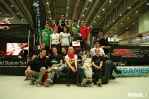 Hannover 2014 foto di gruppo freestyle