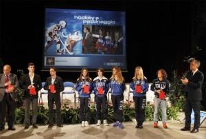 Pegaso per lo sport 2014 - Nicolas Quiriconi Pattinaggio Freestyle