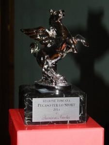Pegaso per lo sport 2014 - Nicolas Quiriconi Pattinaggio Freestyle Premio