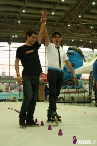 Romain Lebois Battle winner Hannover 2014