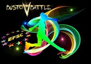 Busto Battle V Logo Ufficiale