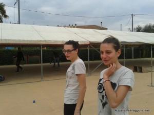 Carolina Castagni e Chiara Castagni Allenatrici Freestyle