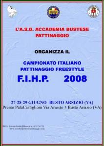 FIHP Campionato Italiano Freestyle Busto 2008