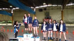 Campionato Regionale 2014 fihp Lucca Rollercross Parimerito Marchegiani Mastrolia