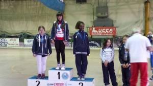 Lucca 2014 FIHP Campionato Regionale 2014 Giovanissimi Femm