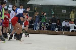 wssa somma battle 2014 - Speed partenza Araujo
