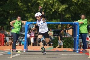 Alessia Vinci Pattinaggio Rollercross