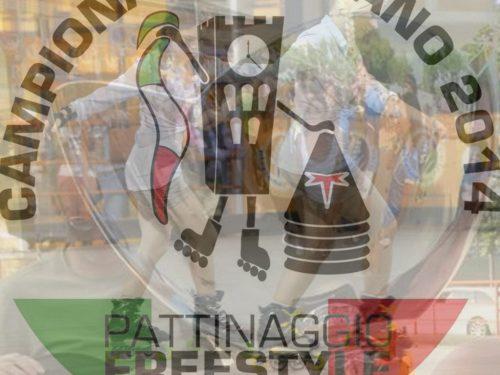 CAMPIONATO ITALIANO PATTINAGGIO FREESTYLE ISCRIZIONI BATTLE – SLIDE – STYLE DI COPPIA 27 GIUGNO