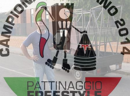CAMPIONATO ITALIANO PATTINAGGIO FREESTYLE 2014 139 QUALIFICATI AL ROLLER CROSS
