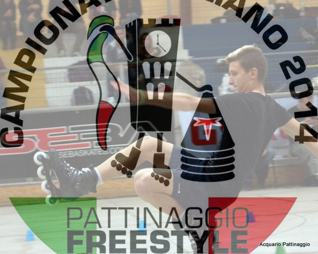 Campionato italiano freestyle 2014 Logo Battle
