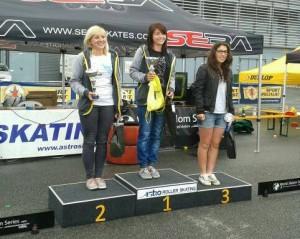 Rollercup2014 - Battle Style femminile Czapla De Sensi