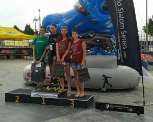 Rollercup2014 - Speed  femminile Bossi Lualdi Czapla