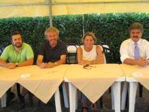 Biagi - Fantozzi - Carpanese - Marchetti - Campionato Pattinaggio freestyle 2014