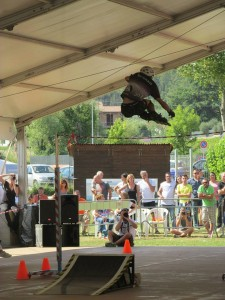 High Jump  Pattinaggio 2014 s
