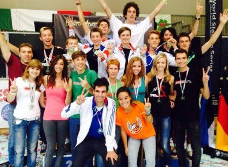 CAMPIONATO EUROPEO DI PATTINAGGIO FREESTYLE EFSC 2014 WSSA- BUSTO ARSIZIO
