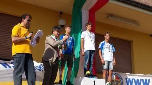 Podio Style Campionato Italiano Rotunno Guslandi Morrone
