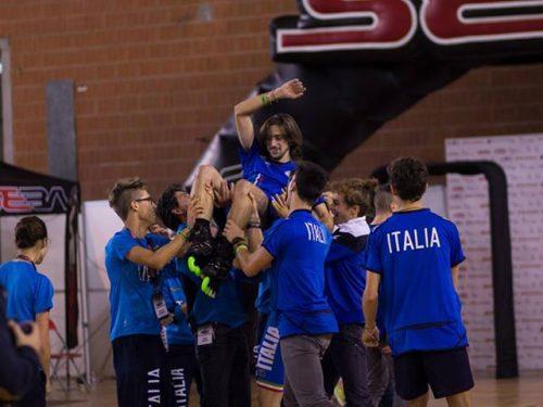 RISULTATI CAMPIONATO MONDIALE 2014 SAVIO BRIVIO CAMPIONE MONDIALE SPEED !! ITALIA ORO A PARIGI