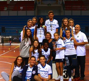 Coppa Italia Novara 2014 - Acquario