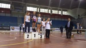 Coppa Italia Novara 2014 - Podio Slide Ragazzi Feminile