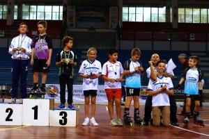Coppa Italia Novara 2014 - Podio Speed Ragazzi Maschi