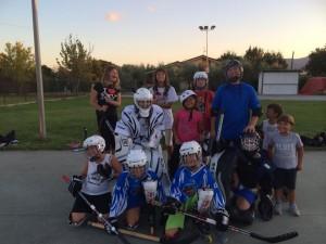 Hockey Squadra I Piranha di Abbate