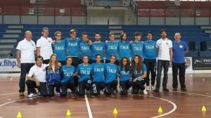 Nazionale Italiana Pattinaggio Freestyle 2014