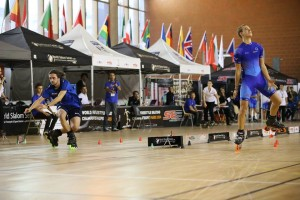 Campionato Mondiale Pattinaggio - Parigi - Brivio Fort Speed