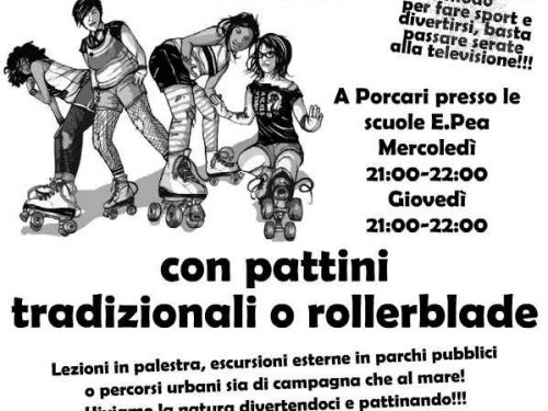 AVVIATI I CORSI DI HOCKEY E PATTINAGGIO A PORCARI 2014-2015