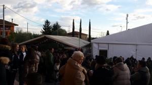 Inaugurazione Tensostruttura 2014 Marginone - Acquario Esterno