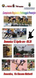 CCampionato Toscano di RollerCross 2015 fihp donoratico