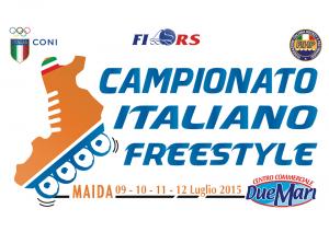 Campionato Italiano Pattinaggio FreeStyle Maida 2015