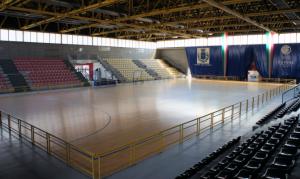 Palazzetto Jacazzi Campionato Freestyle 2015