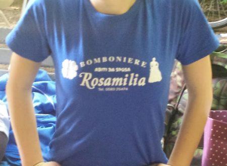 ROSAMILIA SPONSOR DELLA SQUADRA CAMPIONE D'ITALIA L'ACQUARIO ALTOPASCIO.