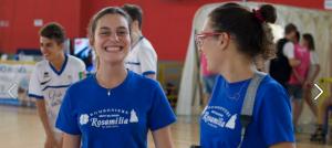 Acquario Altopascio Chiara e Carolina Castagni Allenatrici Freestyle