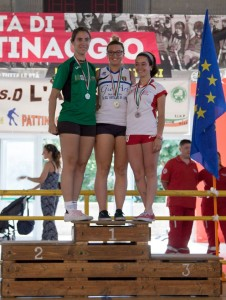 Aversa2015-  Cristina Rotunno Speed ORO