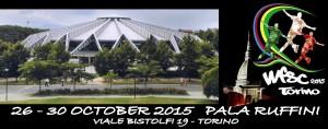 Campionato Mondiale Pattinaggio Freestyle a Torino 2015