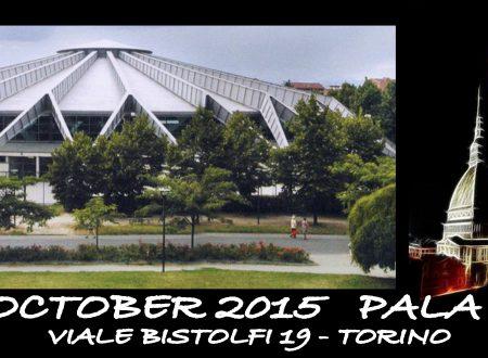 FIRS – TORINO 2015 DAL 26 AL 30 OTTOBRE CAMPIONATO MONDIALE DI PATTINAGGIO FREESTYLE 2015 IN ITALIA