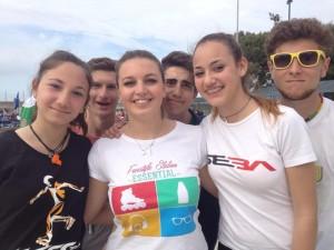 Campioni del pattinaggio 2015