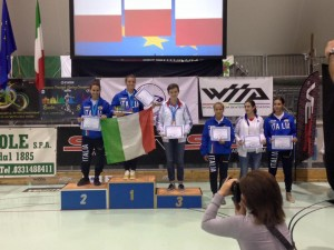 European Speed Champions - Senior Cristina Rotunno