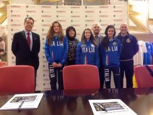 Mondiale di Torino Freestyle Conferenza Stampa