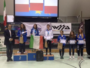 Risultati speed categoria Junior Women