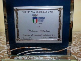 Giornata Olimpica CONI 2015 Rotunno Andrea