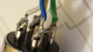 Connettore Sulla Fotocellula 4 poli FM