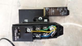 Fotocellula Connessioni per collegamento Seriale FM FM