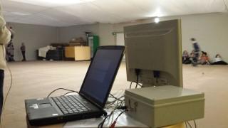 Sistema di Gestione Fotocellule e Cronometro Seriale rs232