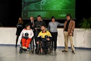 Atleti Paralimpici con Porciani Pegaso 2016