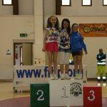 Campiglia 2016 pattinaggio freestyle Podio Bechelli Di Grazia Lencioni
